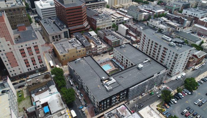 The Residences at Midtown Park BPGS Construction