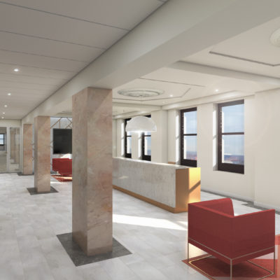 Chemours Company Headquarters BPGS Construction