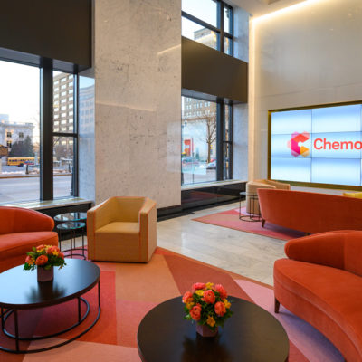 BPGS Construction Chemours HQ
