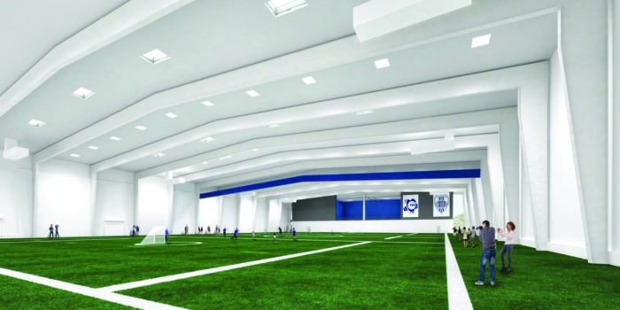 76ers fieldhouse interior image