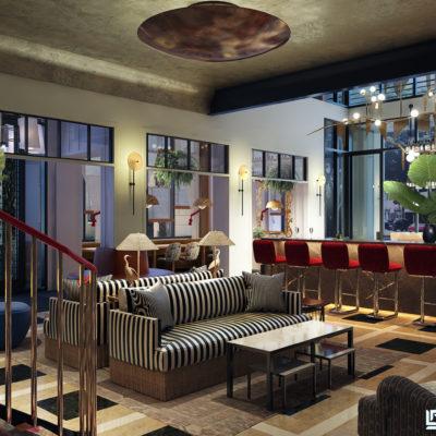 Virgin Hotel New Orleans BPGS Construction