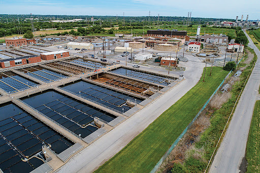 Wilmington Waste Water Treatment Plant